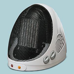 Lakewood Ceramic Personal Fan-Forced Heater/Fan - LAKC32A